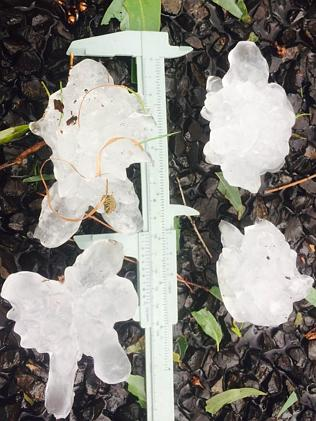 giant-hailstone-shapes Hailstorm information
